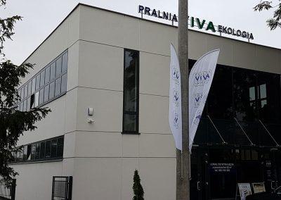 Pralnia ul. Rzemieślnicza 39a, Białystok